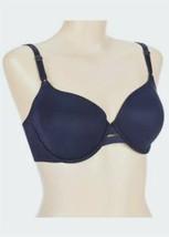 Calvin Klein Women's Invisibles Full Coverage T-Shirt Bra , Navy , Size:... - $29.69