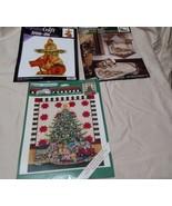 DAISY KINGDOM IRON ON TRANSFERS (2) THANKSGIVING, CHRISTMAS  (1) THANKSG... - $4.99