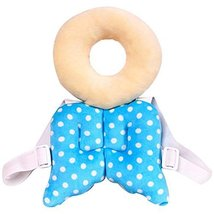 Creative Baby's Wings Head Protection Pad Headrest Angel Hat Safety Cap