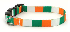 Small Irish Flag Dog Collar - $9.00
