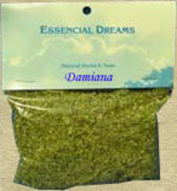 Damiana 1 oz Organic Herbs - $3.00