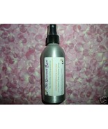 8 oz ROSE GERANIUM BODY SPRAY 100% All Natural Perfume Mist Air Linen Fr... - $9.95