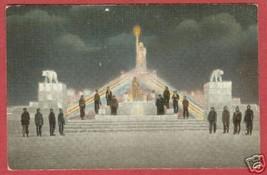Escanaba MI Winter Carnival Queen Court Postcard BJs - $7.50