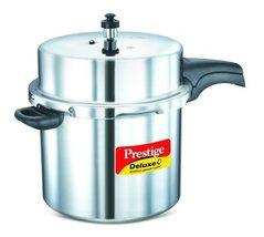 Prestige PRDAPC12 Deluxe Plus 12-Liter New Flat Base Aluminum Pressure C... - $154.00