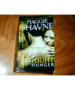 Twilight Hunger Wings in the Night Maggie Shayne - $3.50