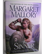 The Sinner The Return Of The Highlanders By Margaret Mallory BCE HC - $8.00
