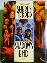 Shadow's End by Sheri S. Tepper HC DJ 1994 SciFi mystery - $5.00