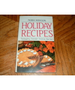 Holiday Recipes Thanksgiving Chanukah Christmas New Years  - $4.00