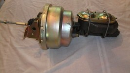 8in brake booster with master cylinder - $128.69