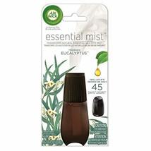 Air Wick Essential Oils Diffuser Mist Refill, Eucalyptus, Air Freshener