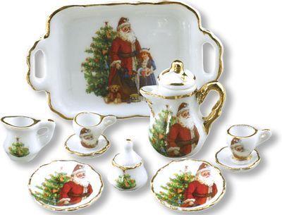 Christmas tea service for 2 2011 13348 4x3
