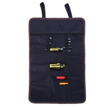 Multifunctional Oxford Canvas Chisel Roll Rolling Repairing Tool Utility... - £9.95 GBP