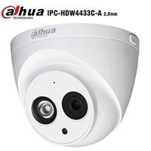 Dahua 4MP Dome Camera IPC-HDW4433C-A 2.8mm PoE IP Security Camera Outdoo... - $55.54
