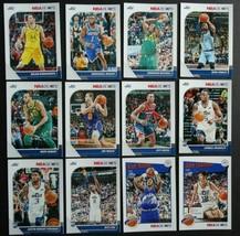 2019-20 Panini NBA Hoops Utah Jazz Base Team Set of 12 Basketball Cards - $4.49