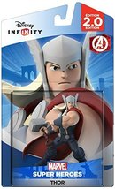 Disney Infinity: Marvel Super Heroes (2.0 Edition) Thor Figure - Not Machine Spe - $9.47
