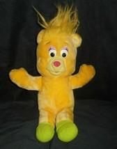 """14"""" Vintage 1985 Fisher Price Gummi Osos Sunni Disney Peluche Plush Toy - $32.40"""