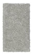 """Ottomanson Flokati Collection Faux Sheepskin Shag Runner Rug, 2'7""""X5', Grey - $38.72"""