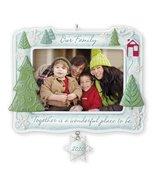 Hallmark Our Family Photo Holder 2010 Ornament - $47.42