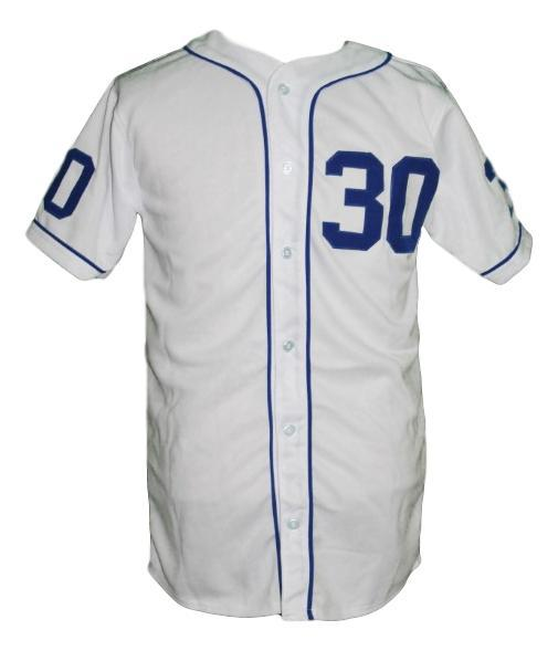 Rodriguez  30 the sandlot movie baseball jersey grey  1