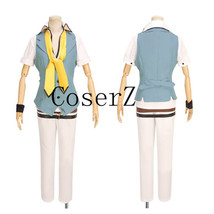 dolish 7 Rokuya Nagi Cosplay Costume - $79.80