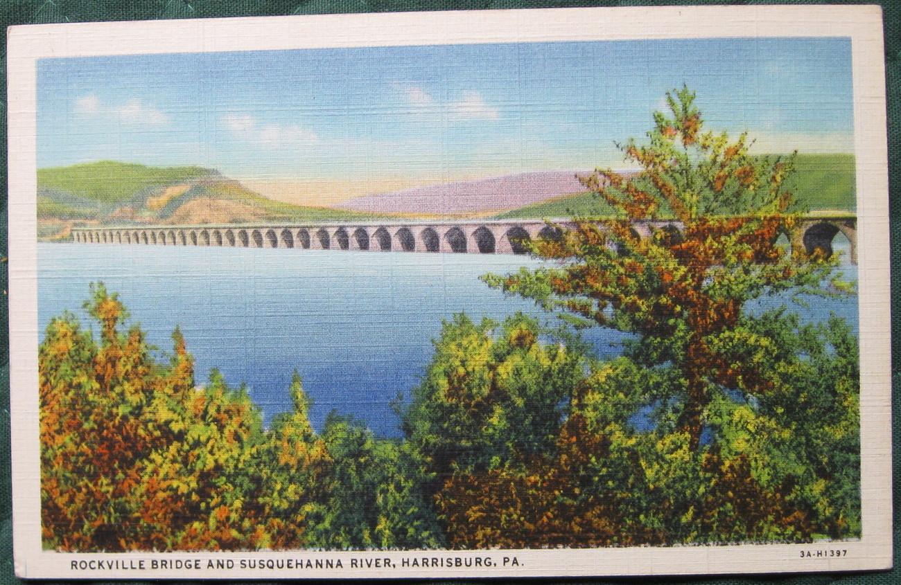 Harrisburg pa bridge 1 1