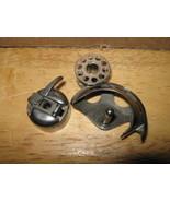 Singer 15-86 _ 87 Shuttle Body (Hook) & Shuttle Bobbin Case - $20.00