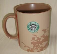 Starbucks Land Of Origin Coffee Mug Cup 14 oz Africa Collectible 2006 - $9.89