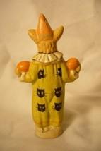 Vaillancourt Folk Art Halloween Clown Rabbit Limited image 2