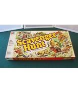 Scavenger Hunt Family Game Milton Bradley 1983 Complete VGC - $12.50