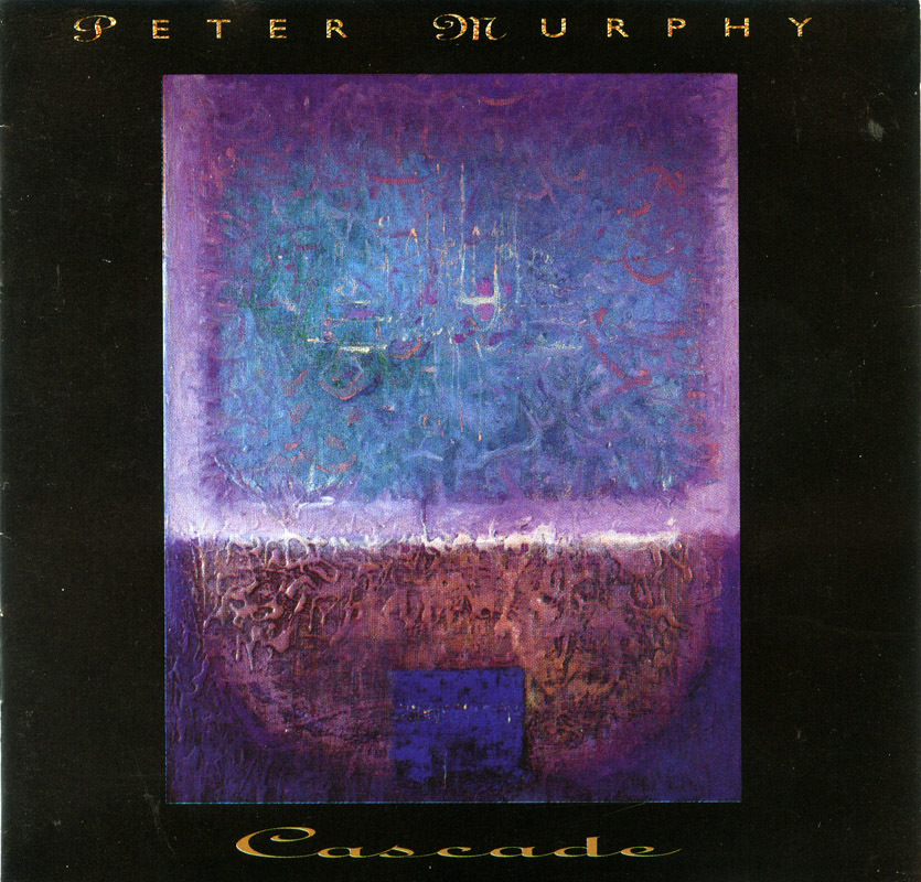 Primary image for Peter Murphy - Cascade 1995 CD Michael Brook