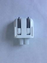 100% Genuine OEM Apple AC Wall Adapter DUCKHEAD 2 PRONG PLUG WS-069E1 - $6.89