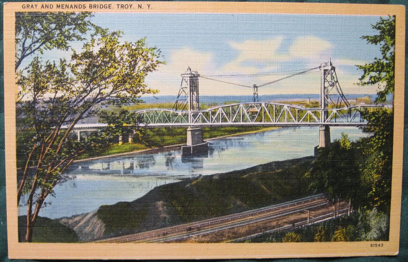 Troy ny bridge 1 1