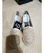 Womens DV for Target Dolce Vita Desiree A Line Espadrille Flats Shoes NWB - $22.77