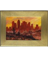 Akimova: SUNSET,oil - $7.99