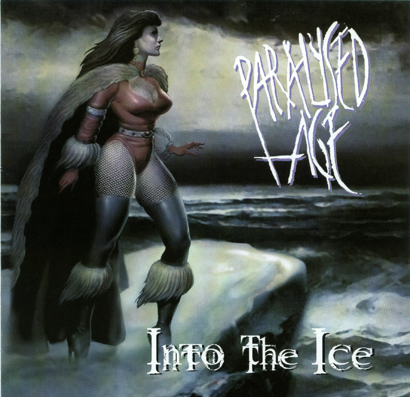 Primary image for Paralysed Age - Into The Ice 2002 CD Gothic Rock