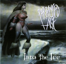 Paralysed Age - Into The Ice 2002 CD Gothic Rock - $8.00