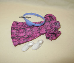 New Fashionistas 143 Barbie Doll Outfit for Gift Play or OOAK - $5.99