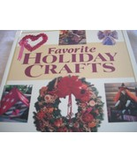 Favorite Holiday Crafts - $10.00