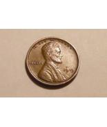 1919 - P Copper Lincoln Wheat Cent (EF+)  - $75,48 MXN