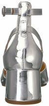Franco Sarto Women's Caleigh Pump 6.5 Silver image 3