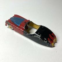 HUBLEY KIDDIE TOY #455 JAGUAR DIECAST  VINTAGE Children's Car HTS - $32.66