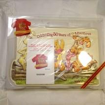 Moneta Set Winnie The Pooh 2006 Giappone come Nuovo Celebrando 80 Anni A... - $29.99