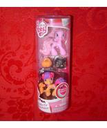 My Little Pony Ponyville Halloween Tube Pinkie Pie Scootaloo - $10.00