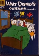 WALT DISNEY'S COMICS & STORIES #219 DONALD DUCK BARKS VG - $14.55