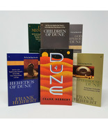 Frank Herbert Classic DUNE Series Paperback Collection Set of Books 1-6 - $45.99