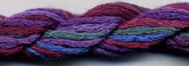 Aussie Jewels 097 Silk Floss Dinky Dyes 8m (8.7yds) cross stitch embroidery  - $3.60