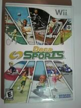 Deca Sports (Nintendo Wii, 2008) - $7.81