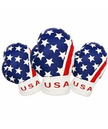 United States  Jack Flag Golf Boxing Racing Driver Head covers for Golf ... - $26.30+