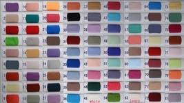 Blue Green A-Line Knee Length Ruffle Skirt Taffeta High Waist Pleated Skirt NWT image 10
