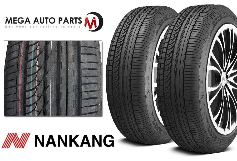 2 x new nankang as 1 235 50r17 96v sl tl bsw tires tires. Black Bedroom Furniture Sets. Home Design Ideas